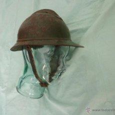 Militaria: CASCO ITALIANO..GUERRA CIVIL..CTV..TIPO ADRIAN ..M..1915..... Lote 54523190