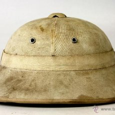 Militaria: SALACOT. PROBABLE USO CIVIL NORVIETNAMITA. VIETNAM. CIRCA 1960.. Lote 54390477