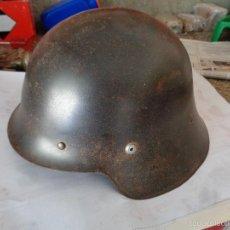 Militaria: CASCO TRUBIA GUERRA CIVIL . Lote 55157001