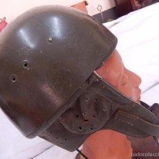 Militaria: CASCO ALEMÁN, RDA, (MOD. POLACO). TROPAS PARACAIDISTAS.. Lote 56009204