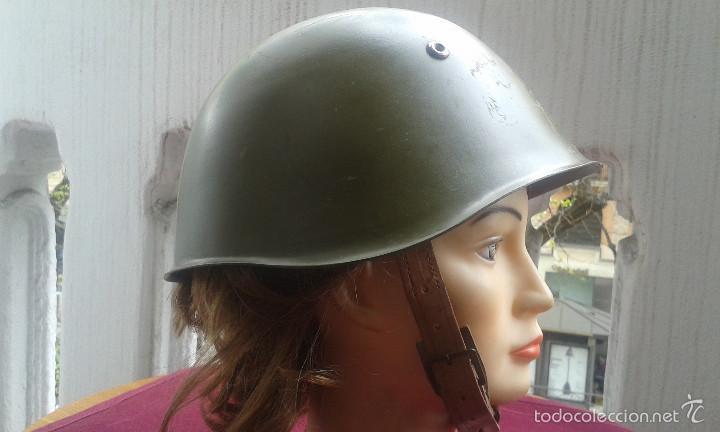 CASCO MILITAR RUSO (Militar - Cascos Militares )