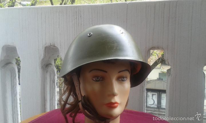 Militaria: CASCO MILITAR RUSO - Foto 9 - 56040519