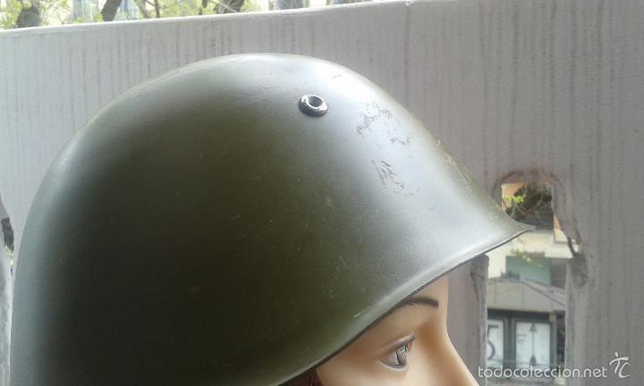 Militaria: CASCO MILITAR RUSO - Foto 10 - 56040519