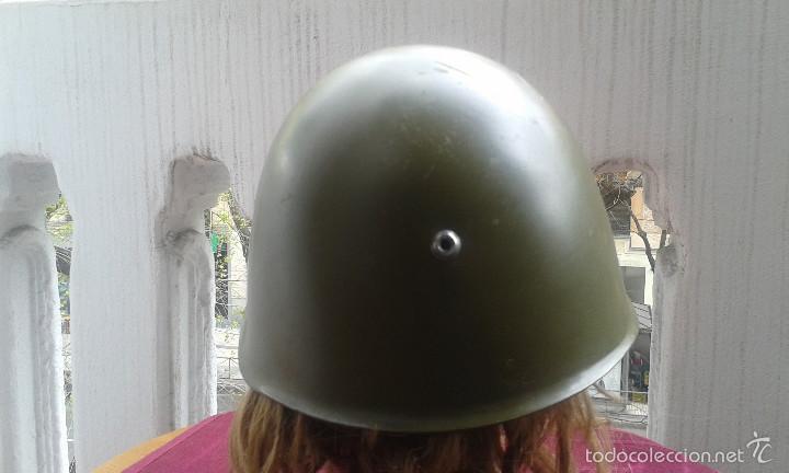 Militaria: CASCO MILITAR RUSO - Foto 11 - 56040519