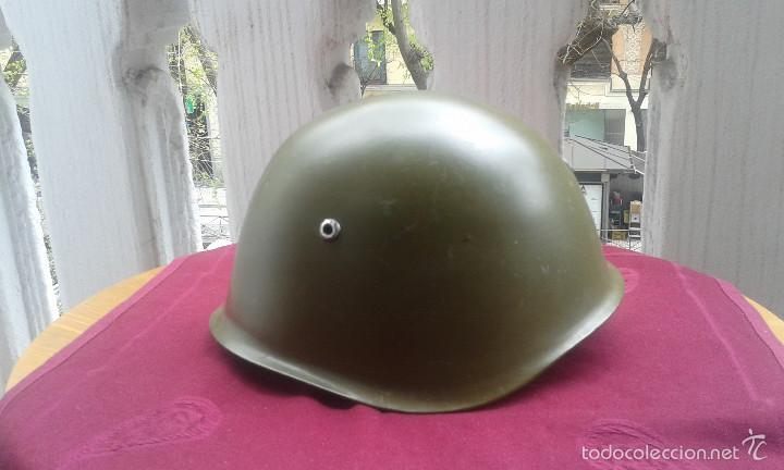 Militaria: CASCO MILITAR RUSO - Foto 14 - 56040519