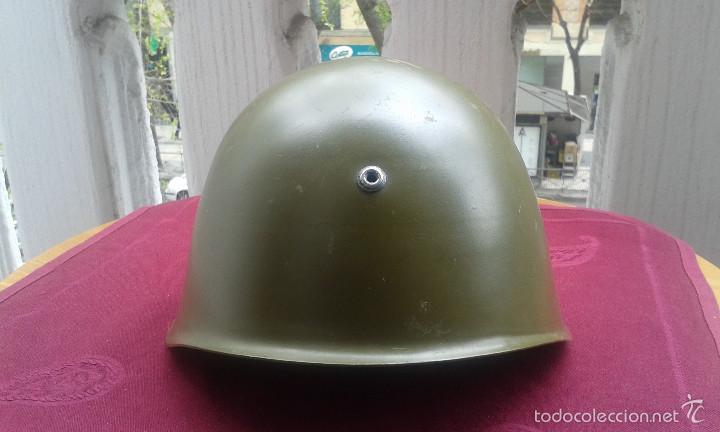 Militaria: CASCO MILITAR RUSO - Foto 15 - 56040519