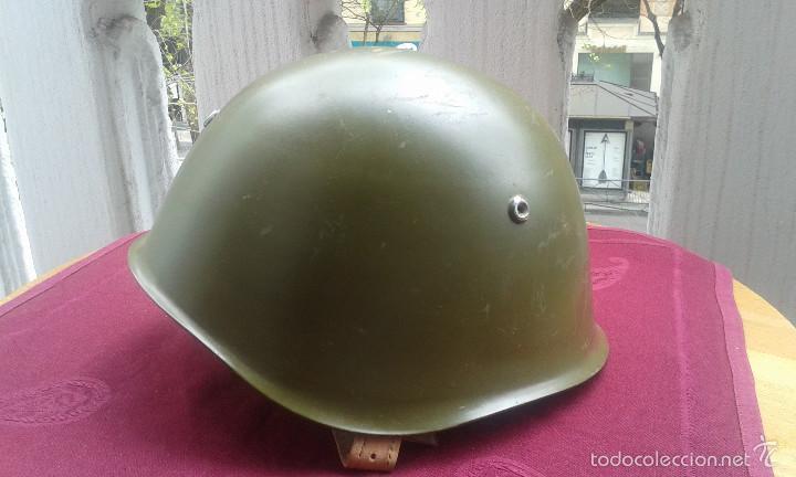 Militaria: CASCO MILITAR RUSO - Foto 16 - 56040519