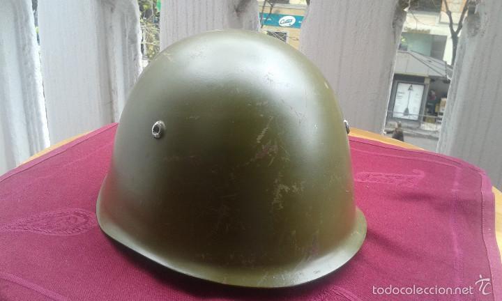 Militaria: CASCO MILITAR RUSO - Foto 17 - 56040519