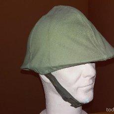 Militaria: CASCO ADRIAN 1926 CON FUNDA. Lote 56127838