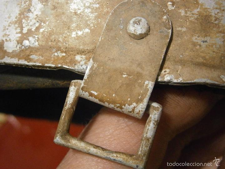 Militaria: interior original casco aleman talla 55 - Foto 15 - 56283287