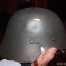 Militaria: CASCO DE ALUMINIO MODELO TRUBIA. Lote 56750378