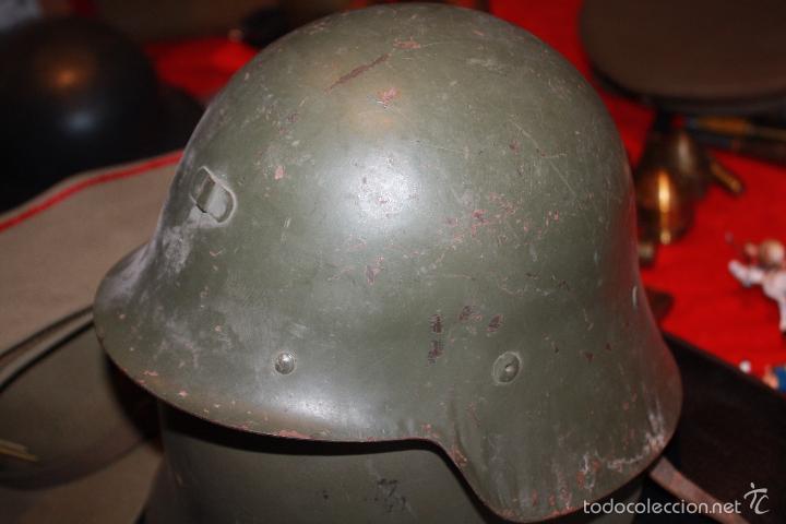 CASCO MODELO TRUBIA (Militar - Cascos Militares )