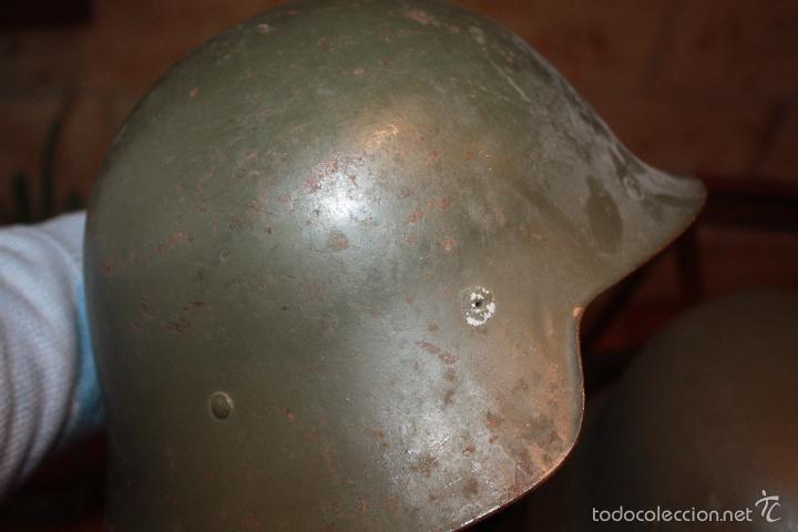 Militaria: CASCO MODELO TRUBIA - Foto 4 - 56750401