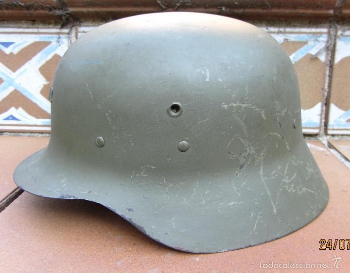 CASCO POSGUERRA Z42 79 (Militar - Cascos Militares )