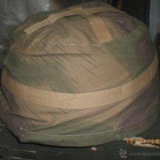 Militaria: CASCO M38 PARACAIDISTA ALEMAN, SEGUNDA GUERRA MUNDIAL, CON FUNDA. Lote 63486220