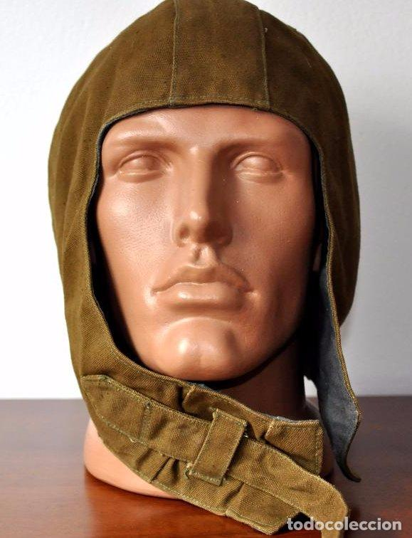 Militaria: Casco paracaidista sovietico .URSS .Rusia hasta 1991a - Foto 2 - 64588753