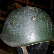 Militaria: CASCO MODELO ITALIANO AÑOS DESCONOZCO PAÍS DE UTILIZACIÓN. Lote 67971953