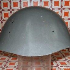 Militaria: CASCO MILITAR COLOR GRIS. Lote 68070725
