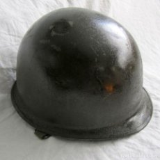 Militaria: CASCO AMERICANO DE ACERO LETTIERE 9TH. Lote 68672173