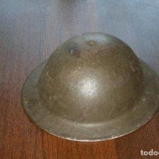Militaria: CASCO BELGA MODELO MK2 VARIANTE DEL MK2 INGLES. Lote 68980777