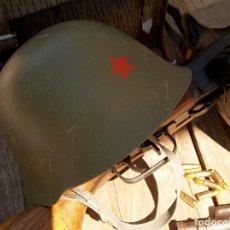 Militaria: CASCO SOVIÉTICO. Lote 115024986