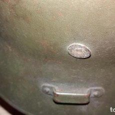 Militaria: HUNGRÍA. CASCO HÚNGARO MOD 35/38.. Lote 72338027