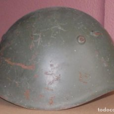 Militaria: CASCO ITALIANO M33, TALLA 55. Lote 73000847