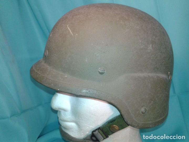 Casco us army pasgt - Vendido en Subasta - 74533115 67d971aeddf