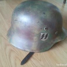Militaria: CASCO M35 ORIGINAL NORMANDIA. Lote 75825567