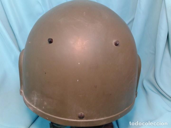 Militaria: CASCO BRITANICO MK-VI - Foto 2 - 76944773