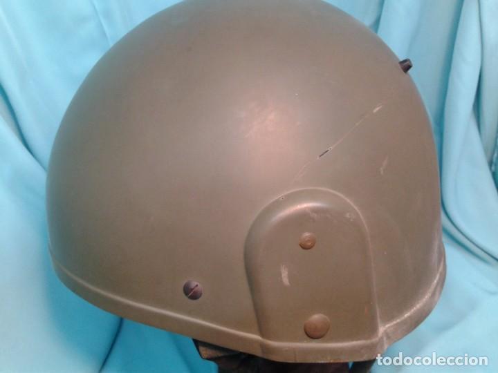 Militaria: CASCO BRITANICO MK-VI - Foto 3 - 76944773