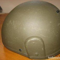 Militaria: CASCO MILITAR INGLES MK-VI DE FIBRA PLASTICA BALISTICA.. Lote 169017884