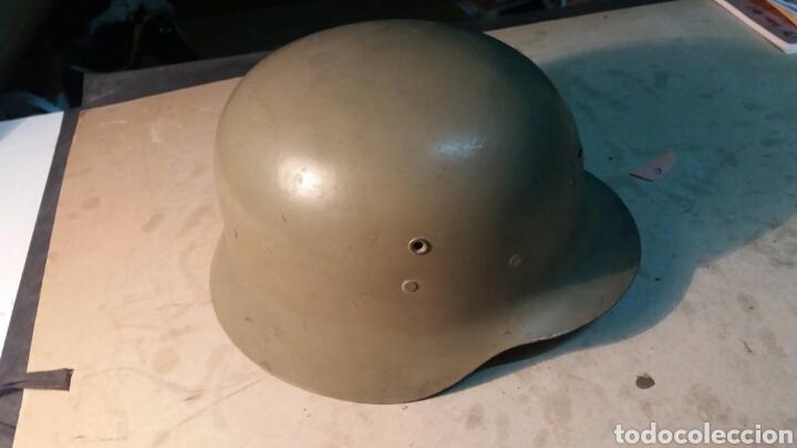 CASCO MILITAR. (Militar - Cascos Militares )