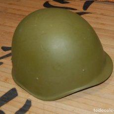 Militaria: CASCO DEL EJERCITO SOVIETICO SSH40 WWII. Lote 93073720