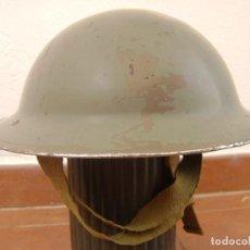 Militaria: CASCO MILITAR INGLES .. Lote 93917705