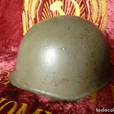 Militaria: CASCO SOVIÉTICO (RUSO) SSH-39, URSS. Lote 94650811