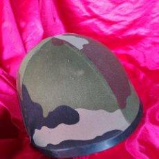 Militaria: CASCO CAMUFLAJE. Lote 95760547