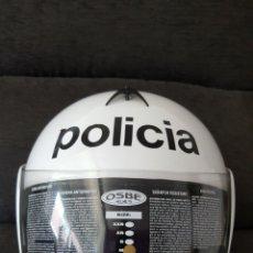 Militaria: CASCO MOTO MOSSOS DE ESCUADRA.. Lote 115421631