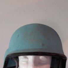 Militaria: CASCO FRANCÉS SPECTRA AZUL ONU. Lote 103840007