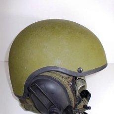 Militaria: ANTIGUO CASCO CVC DE TANQUE DE LA MARCA GENTEX DH 132 DE FABRICACION AMERICANA COMPLETO. Lote 206275222