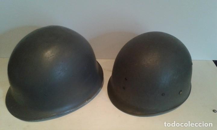 Militaria: CASCO M1 TIPO US ARMY - BUNDESWEHR? - Foto 3 - 154506753