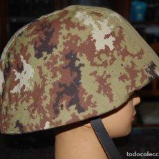 Militaria: ITALIA. FUNDA DIGITAL PARA CASCO.. Lote 108927611