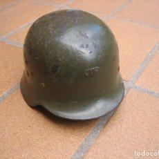 Militaria: CASCO ALEMÁN DEL EJÉRCITO ESPAÑOL. M-35 LEGIÓN CONDOR. Lote 109199959