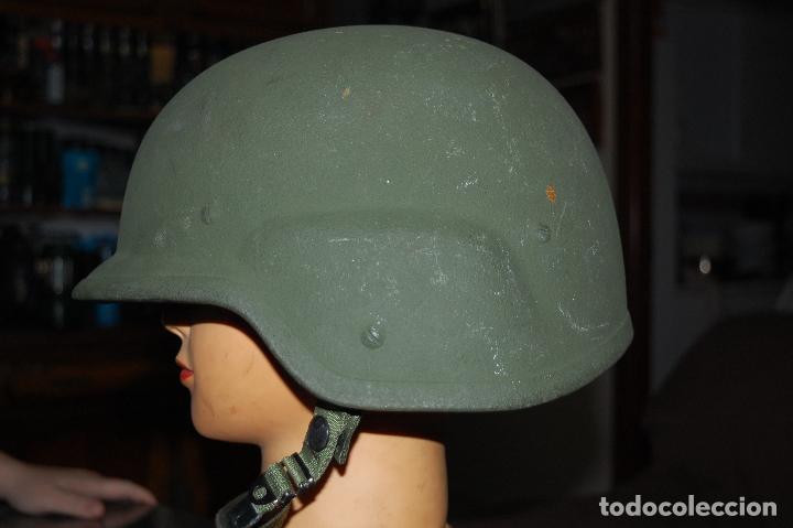 USMC. US MARINES. CASCO PAGST UNICOR. ORIGINAL (Militar - Cascos Militares )