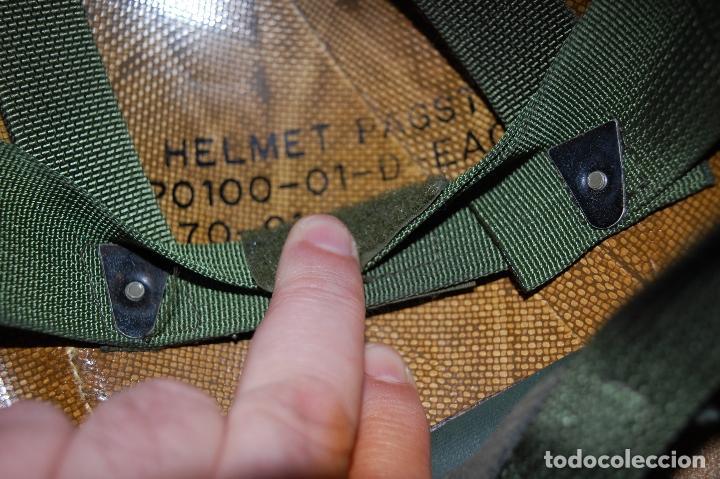 Militaria: USMC. US MARINES. CASCO PAGST UNICOR. ORIGINAL - Foto 3 - 110483711