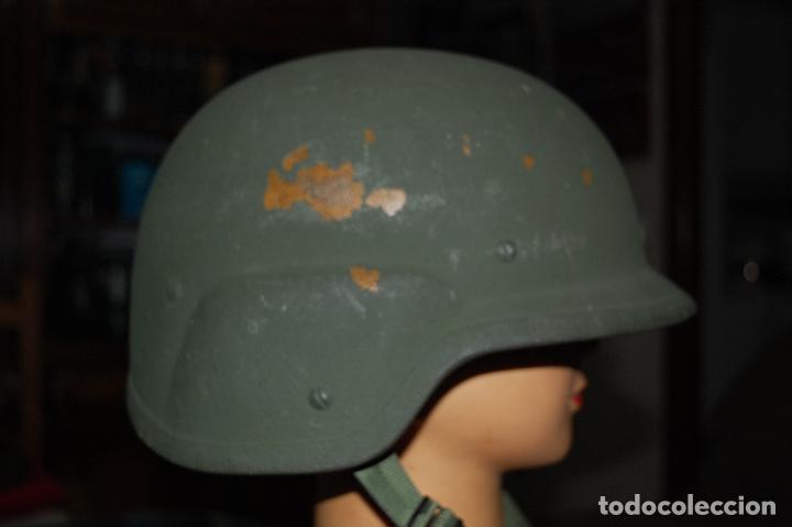 Militaria: USMC. US MARINES. CASCO PAGST UNICOR. ORIGINAL - Foto 8 - 110483711