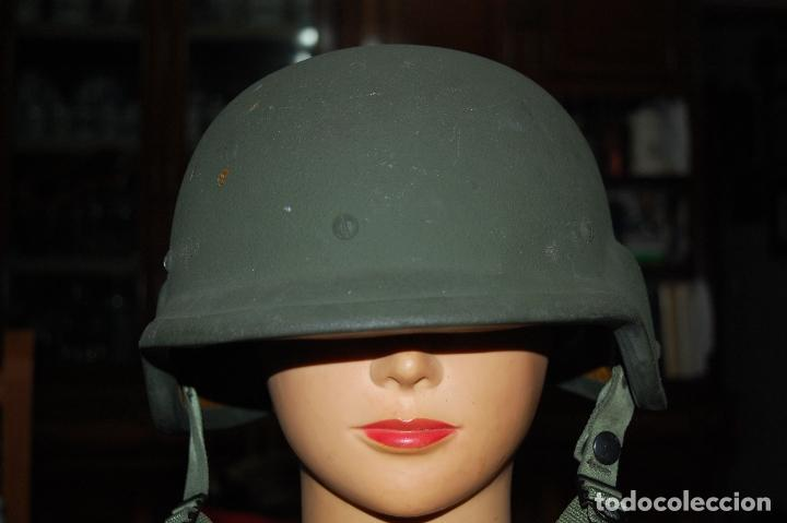 Militaria: USMC. US MARINES. CASCO PAGST UNICOR. ORIGINAL - Foto 9 - 110483711