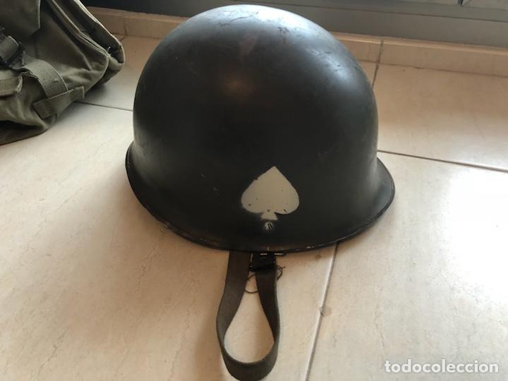 Militaria: Casco militar - Foto 2 - 110648036