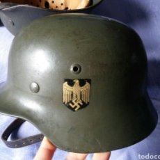 Militaria: CASCO ALEMAN M35. Lote 111319284
