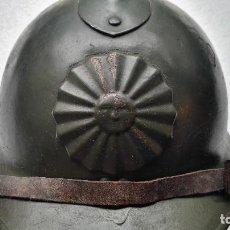 Militaria: ANTIGUO CASCO PERUANO ADRIAN MODELO M-34 1934. Lote 113079567